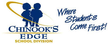 Chinooks Edge School Division logo